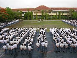 Paskibra Subang -Lomba Upacara Paskibra