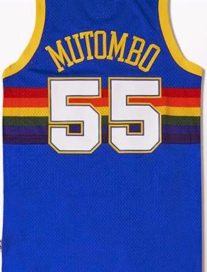 adidas camisetas de leyenda NBA coleccion