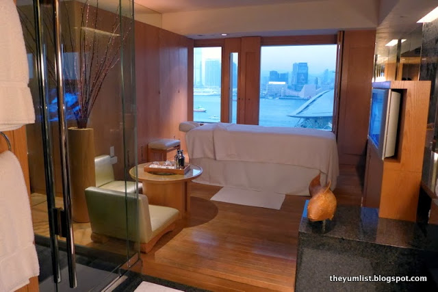 Plateau Spa, Grand Hyatt Hong Kong