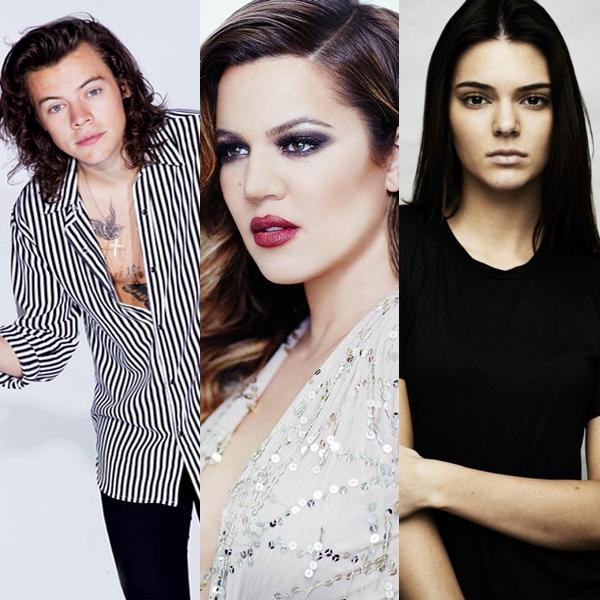 Khloe Kardashian opinó sobre las fotos de Harry Styles y Kendall Jenner