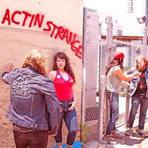 The Bad Lovers - Actin' Strange