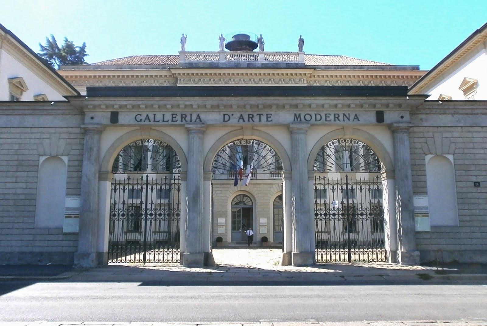 Galleria d'Arte Moderna di Milano, Italia