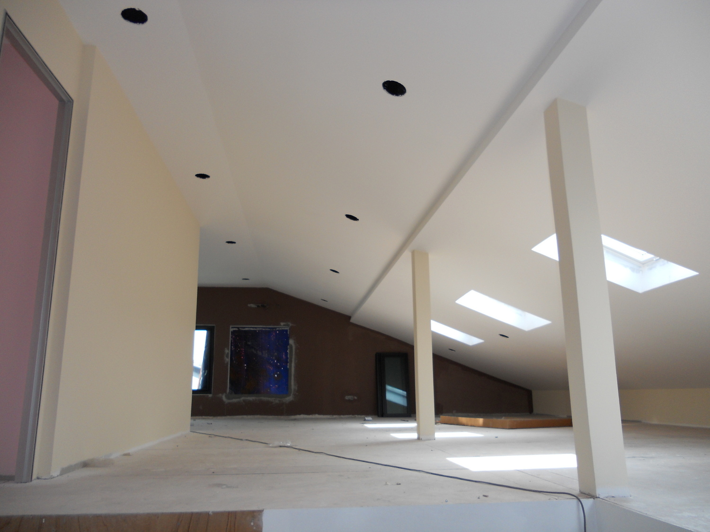 Kajang Attic Conversion Living Area