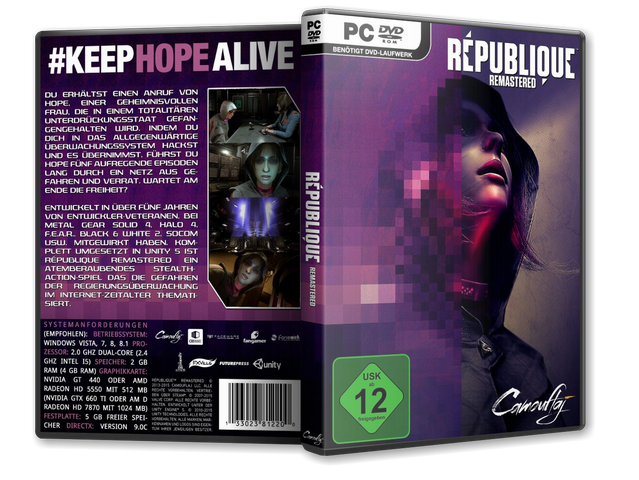 Capa Republique Remastered PC