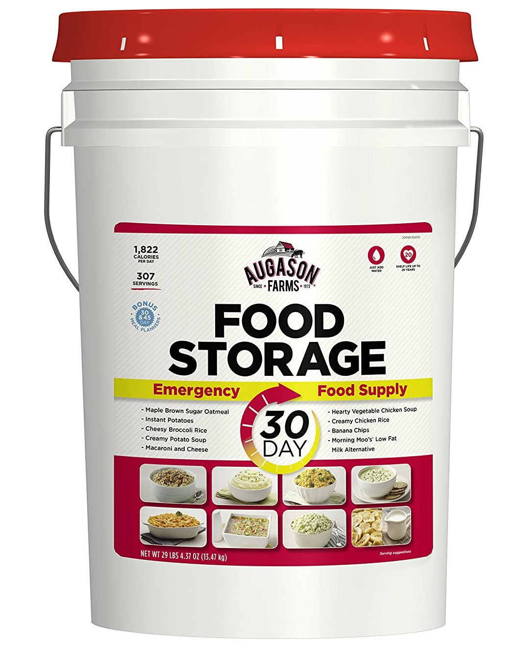Augason Farms Long-Term Food Storage
