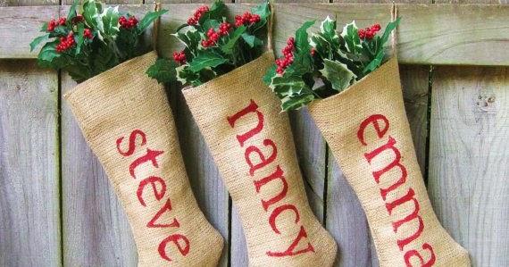 Calcetines para navidad - Calcetines de navidad personalizados ...