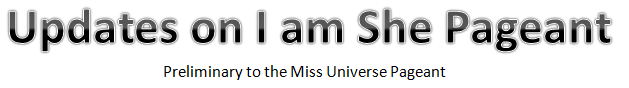 I AM SHE 2012 : Miss India for Miss Universe