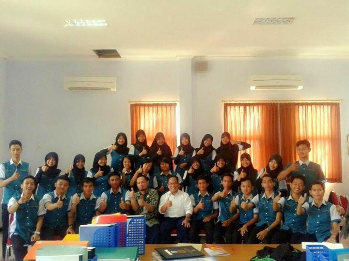TKJ SMK Negeri 1 Purwokerto Berbenah untuk Akrediasi partner baru semoga menjadi lebih semangat