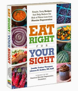 Eat your way to great eye health with these amazing recipes from famous chefs and doctors. (TheHealthMinded.com) #health #eyes