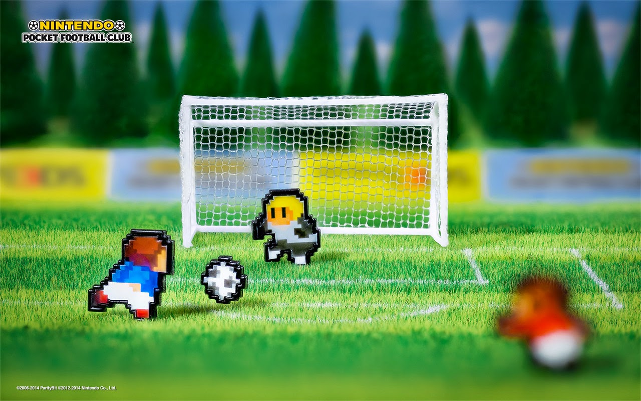 Nintendo Pocket Football Club (3DS) Review