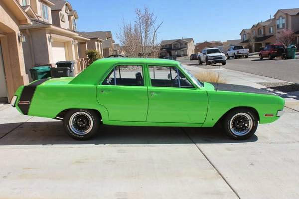 1970 Dodge Dart Custom Sedan - Buy American Muscle Car
