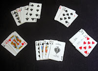 Easy Magic Tricks Dealing a Royal Flush