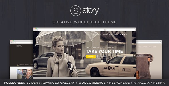Story - Creative Responsive Multi-Purpose Theme v1.8.2