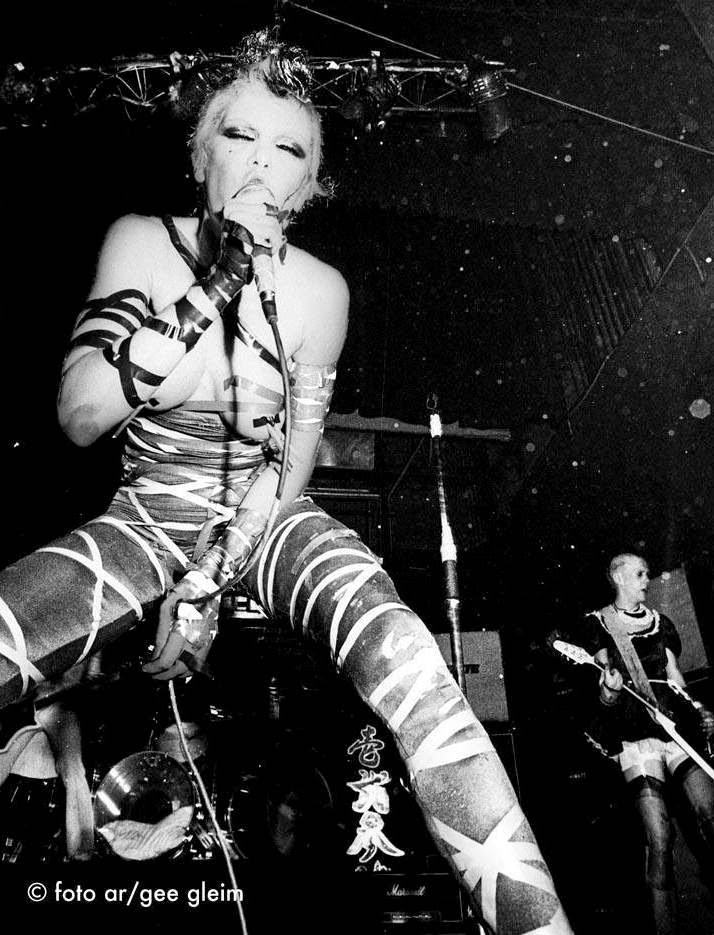 Wendy O' Williams & The Plasmatics