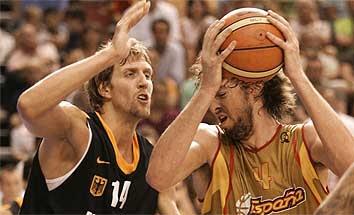gasol nowitzki EuroBasket 2011 del 31.Agosto   18.Septiembre en Lituania