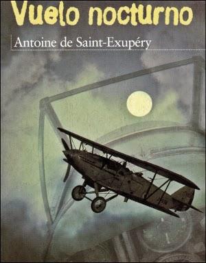 Portada del libro vuelo nocturno descargar epub y pdf