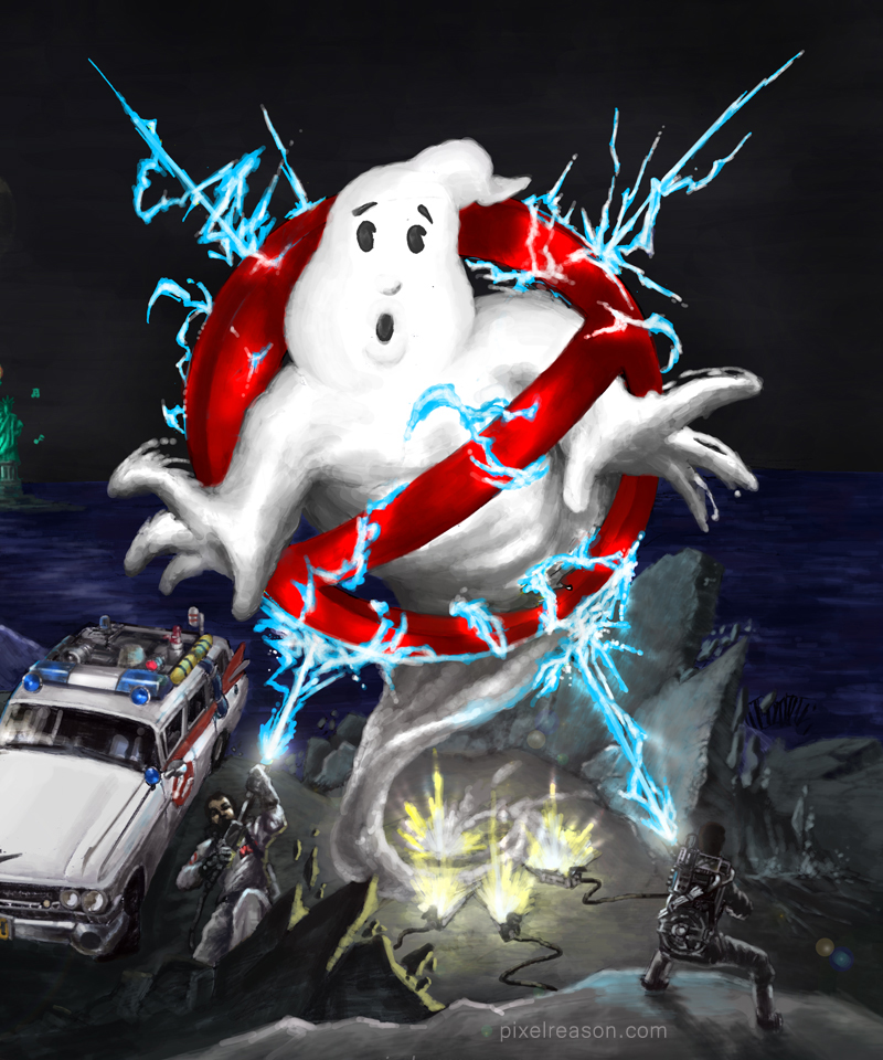 ecto 1 ghostbusters wallpaper - photo #31