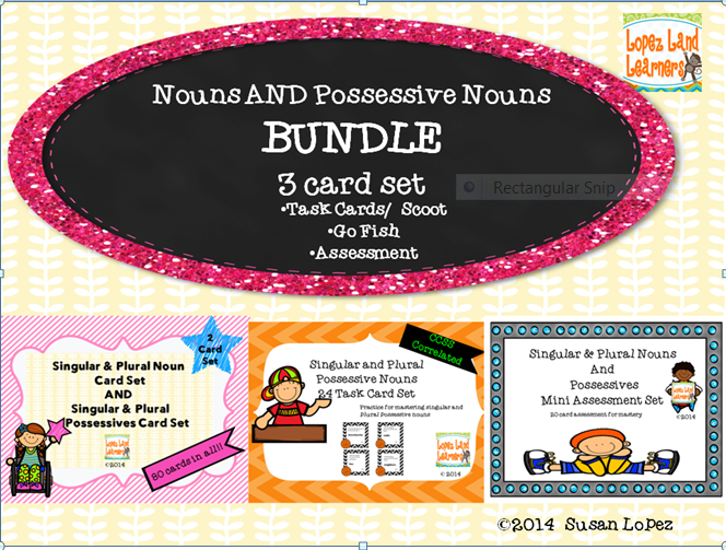 https://www.teacherspayteachers.com/Product/SINGULAR-PLURAL-POSSESSIVE-NOUNS-3-CARD-SET-BUNDLE-1104835