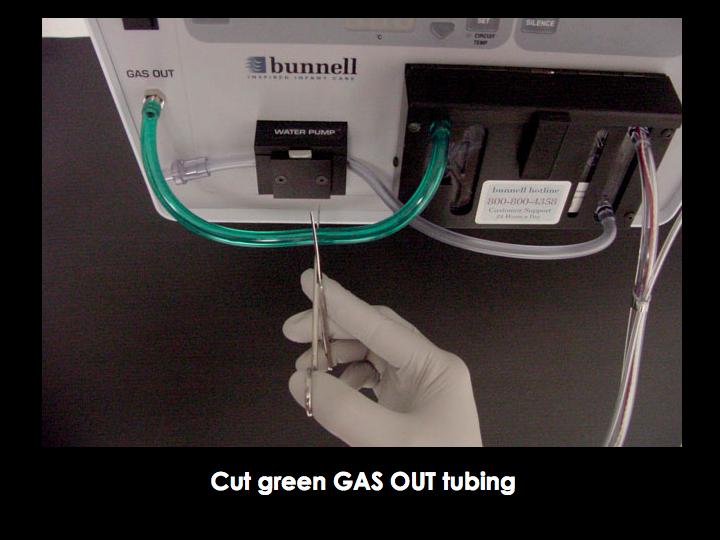 Nitric Oxide Ventilator : Pulmonological