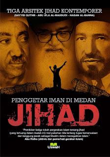 Jual Buku Dakwah Tarbiyah | Penggetar Iman di Medan Jihad