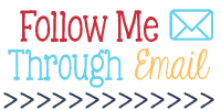 Follow me through email