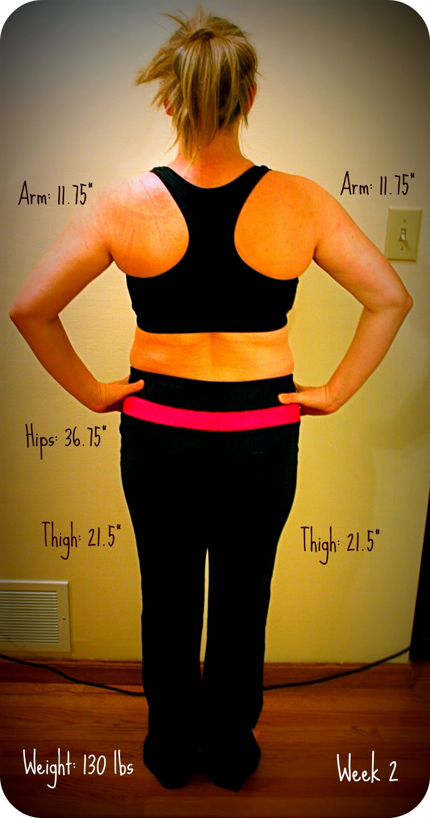 Foodie 4 Healing: Circuit Training: Week Two
