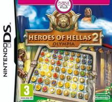 Heroes of Hellas 2: Olympia (E) | DS Roms