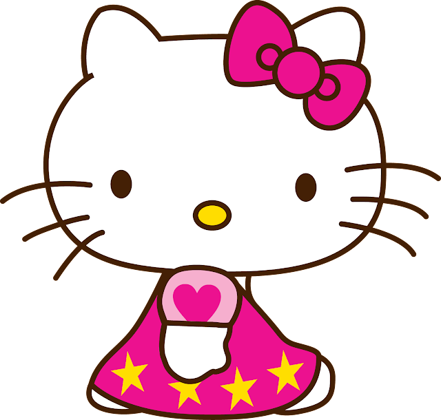 Imprimible hello kitty