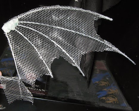 Aluminium modelling mesh and wire