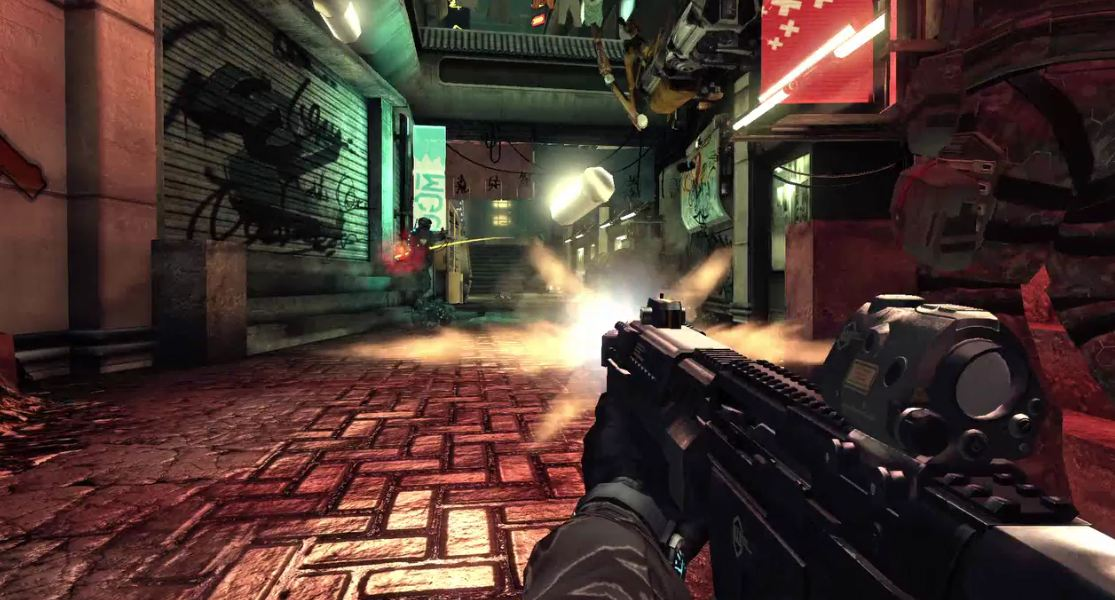 Blacklight: Retribution is a free to play 3D next-generation first person shooter (MMOFPS) with cutting edge graphics