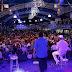 Portela: em sábado de feijoada, público lotou a quadra da azul e branco