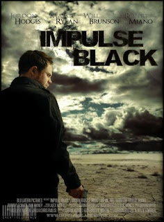 Impulse Black Movie Poster