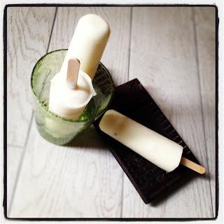 Stecchi al tè verde e yogurt @monsieurtatin.blogspot.it