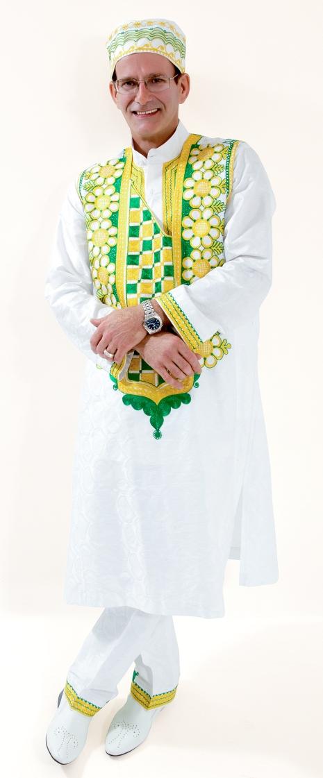 West African Designs Dresses