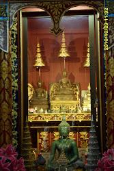 พระพุธรูปทองคำ
