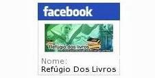 Refúgio dos Livros no Facebook