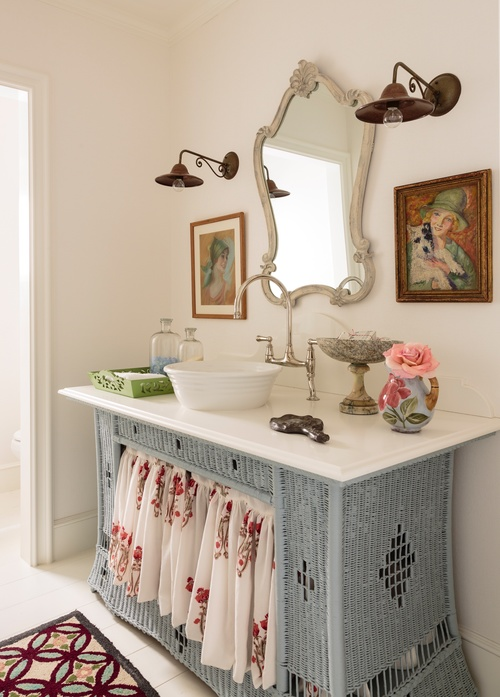 Tg interiors bohemian and cottage style for English cottage bathroom ideas