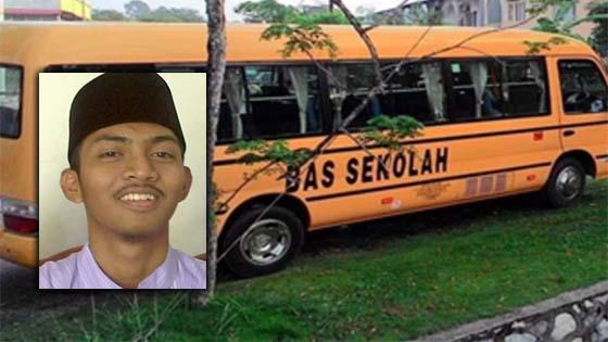 Suspek tumbuk mati pemandu van sekolah ditahan