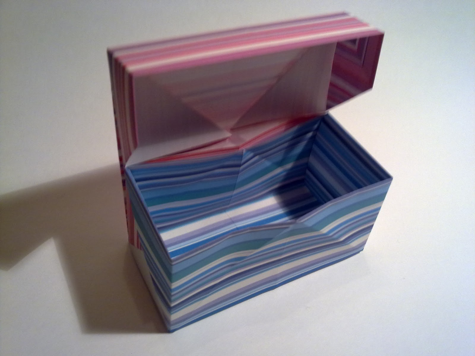 PaperBlog: Origami: Box with Lid