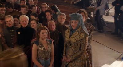 Olenna y Margaery Tyrell - Juego de Tronos en los siete reinos