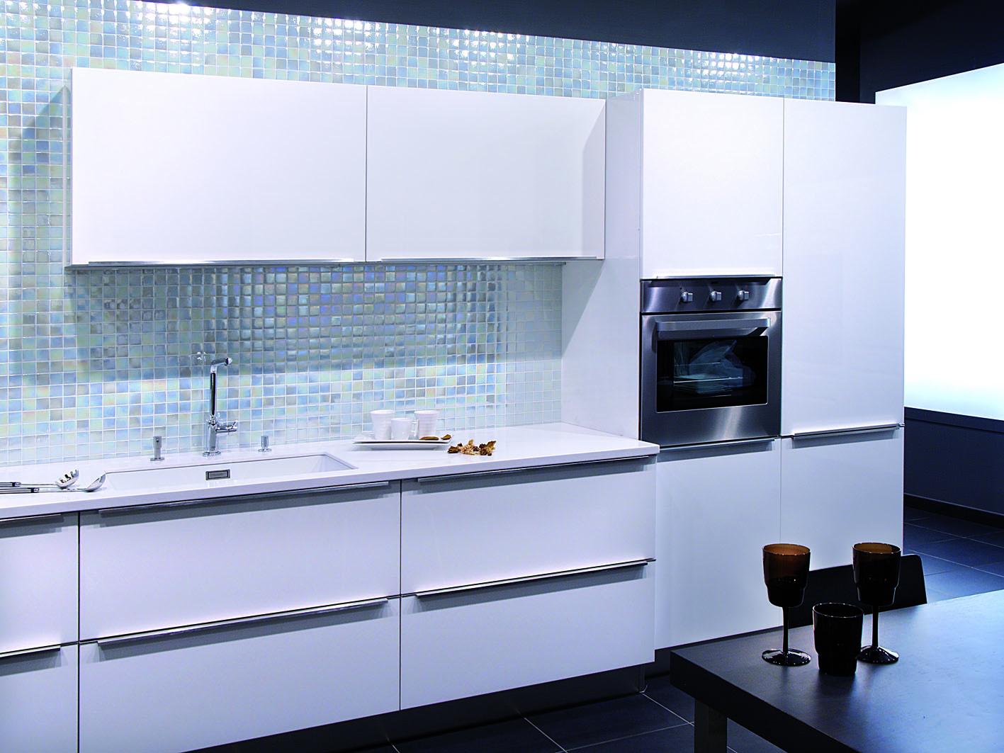 Decorar interiores hisbalit mosaico para una cocina de for Mosaico para cocina
