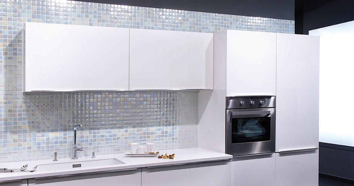 Decorar interiores hisbalit mosaico para una cocina de - Cocinas de ensueno ...