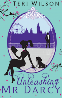 Book Cover: Unleashing Mr Darcy by Teri Wilson - UK version