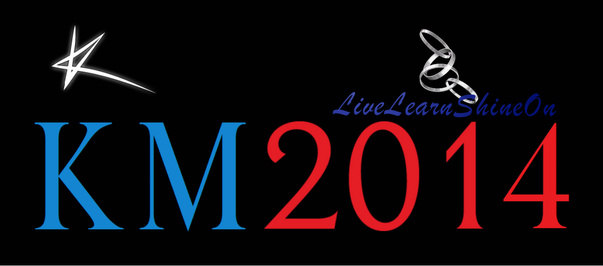 Happy #KM2014!