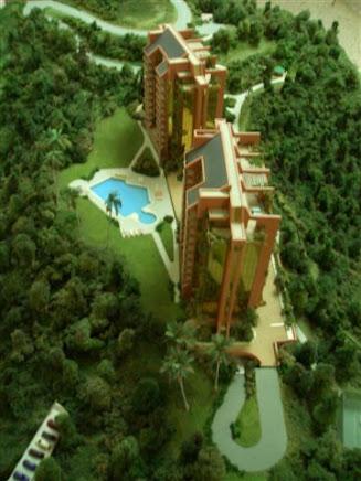 Proyecto Cima de Oro. Caracas.