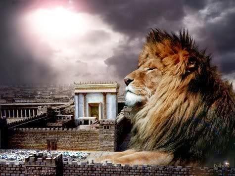 Il Messia - Il Leone della Tribù di Giuda