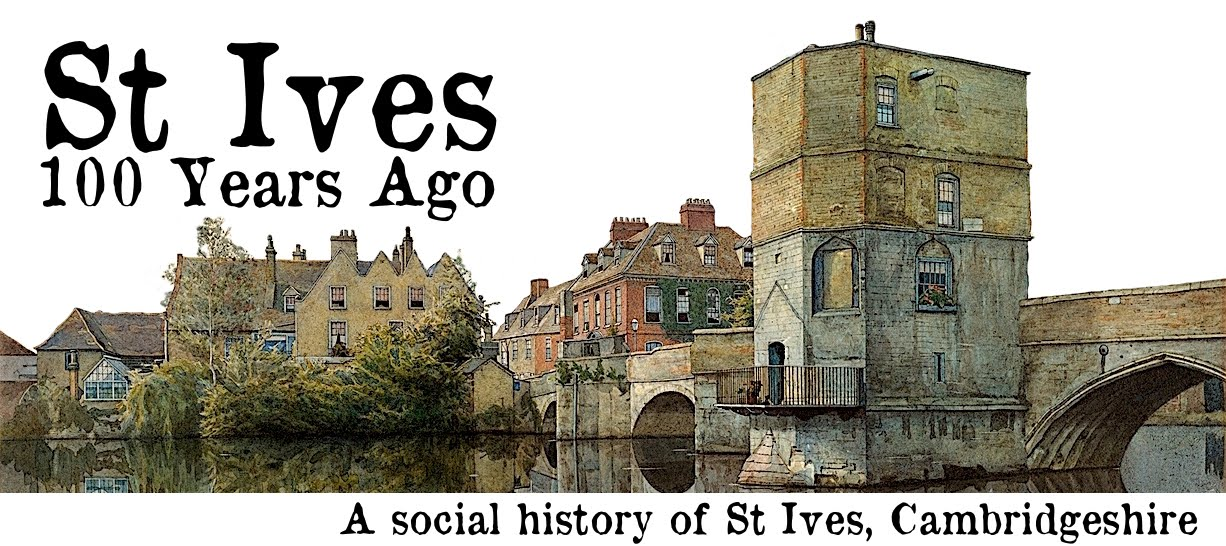 St Ives 100 Years Ago