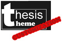 Thesis-Theme-Customization