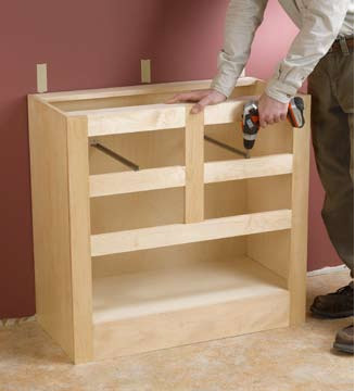 Kitchen Base Cabinets With Drawers