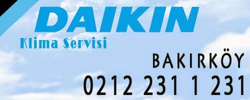Daikin Bakırköy Klima Bakımı